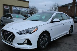 Used 2018 Hyundai Sonata LIMITED HYBRID for sale in Brampton, ON