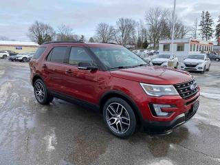 Used 2017 Ford Explorer Sport 4dr 4WD Sport Utility for sale in Brantford, ON