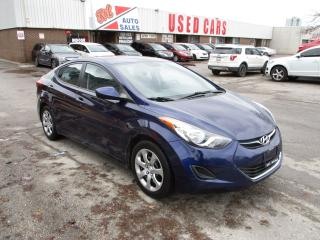 Used 2012 Hyundai Elantra GL ~ BLUETOOTH ~ SAFETY INCLUDED for sale in Toronto, ON