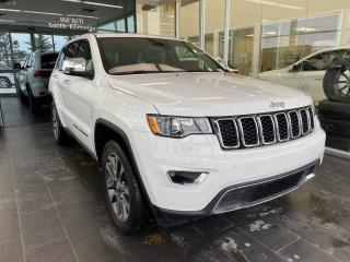 Used 2018 Jeep Grand Cherokee Limited 4X4, SUNROOF, KEYLESS IGNITION, POWER HEATED LEATHER SEATS for sale in Edmonton, AB
