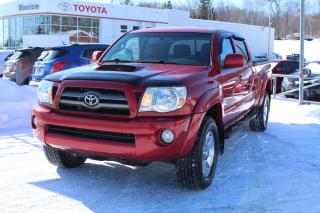Used 2009 Toyota Tacoma Cabine double 4 RM V6, boîte automatique for sale in Shawinigan, QC