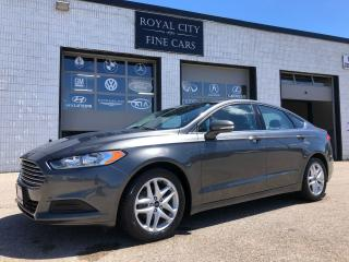 Used 2016 Ford Fusion SE One Owner No Accidents for sale in Guelph, ON