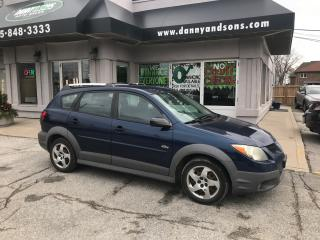 Used 2004 Pontiac Vibe for sale in Mississauga, ON