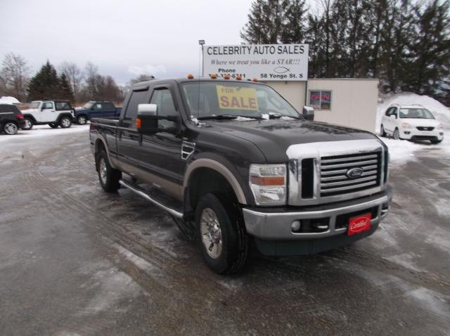 2008 Ford F-250 4X4 SUPER DUTY LARIAT