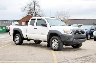 Used 2013 Toyota Tacoma 4X4 Remote Starter for sale in Brampton, ON