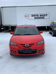 Used 2008 Mazda MAZDA3 S for sale in Barrie, ON