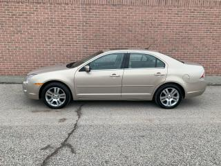 Used 2007 Ford Fusion SEL for sale in Ajax, ON