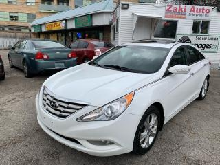 Used 2013 Hyundai Sonata 2013 Hyundai Sonata Limited/Safety Certification included Price for sale in Toronto, ON
