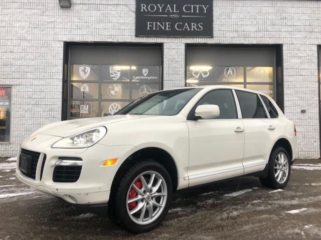 2008 Porsche Cayenne Turbo LOW KMS 500HP Panoroof Nav Summer & Winters