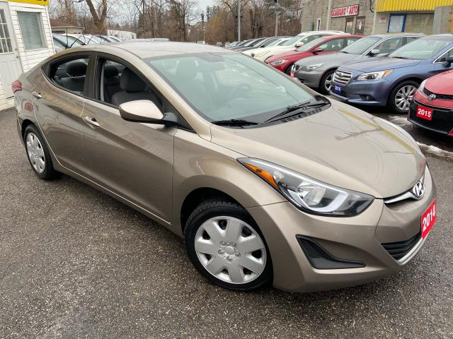 2014 Hyundai Elantra GL/ AUTO/ BLUETOOTH/ PWR GROUP/ HEATED SEATS!
