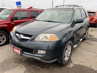 Used 2005 Acura MDX for sale in Burlington, ON