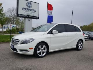Used 2014 Mercedes-Benz B-Class B 250 Sports Tourer for sale in Cambridge, ON