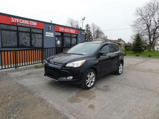 Used 2013 Ford Escape SEL for sale in St. Thomas, ON