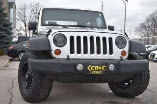 Used 2010 Jeep Wrangler 2DR RARE 6 SPEED - LOCAL ONTARIO CAR for sale in Oakville, ON