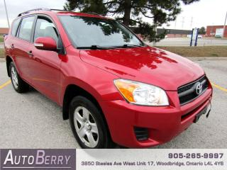 Used 2010 Toyota RAV4 4WD - 2.5L for sale in Woodbridge, ON