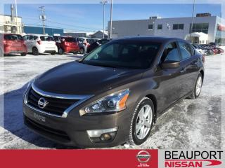Used 2013 Nissan Altima 2.5 SV CVT ***61 500 KM*** for sale in Beauport, QC