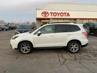 Used 2017 Subaru Forester PZEV AWD HEATED SEATS REVERSE PARKING CAMERA for sale in Cambridge, ON