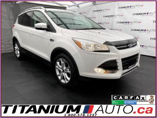 Used 2016 Ford Escape Titanium+AWD+GPS+Camera+Pano Roof+Leather Seats+XM for sale in London, ON