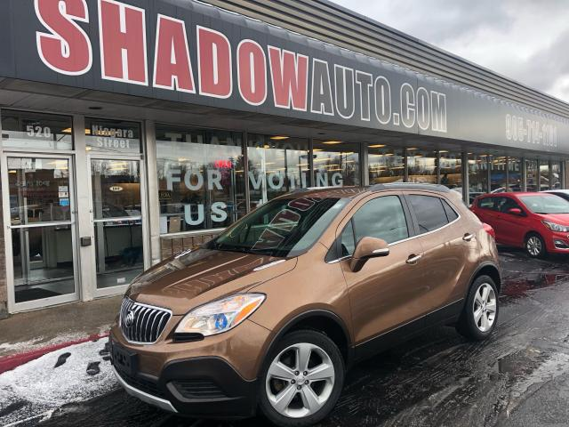 2016 Buick Encore WOW ONLY 79,687KM-BTOOTH-BUPCAM-ONSTAR