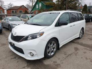 Used 2013 Toyota Sienna SE for sale in Brampton, ON