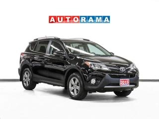 Used 2015 Toyota RAV4 XLE AWD Sunroof Backup Cam for sale in Toronto, ON