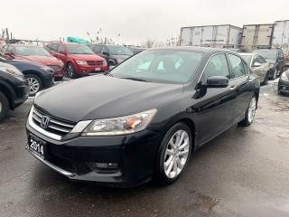 Used 2014 Honda Accord Touring NAVREAR CAM/SUNROOF for sale in Brampton, ON
