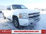 Photo of White 2011 Chevrolet Silverado 1500
