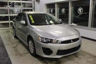 Used 2016 Mitsubishi Lancer ES AWC berline 4 portes CVT for sale in Lévis, QC