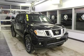 Used 2017 Nissan Frontier 4RM Cabine double SWB Auto PRO-4X for sale in Lévis, QC