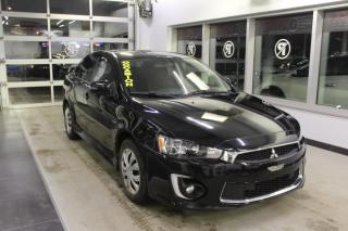 Used 2016 Mitsubishi Lancer SE AWD berline 4 portes CVT for sale in Lévis, QC