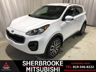 Used 2018 Kia Sportage EX Tech TI 4X4 AWD AWC 4W for sale in Sherbrooke, QC