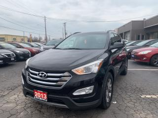 Used 2013 Hyundai Santa Fe PREMIUM AWD for sale in Hamilton, ON