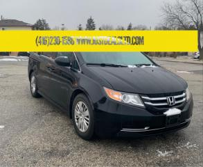 Used 2015 Honda Odyssey LX for sale in Scarborough, ON