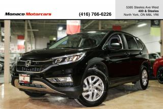 Used 2015 Honda CR-V EX - SUNROOF|BACKUPCAM|PUSH START|SIDECAM for sale in North York, ON
