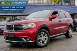 Used 2014 Dodge Durango Limited for sale in Guelph, ON