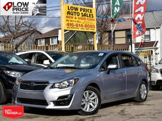 Used 2016 Subaru Impreza HatchBack*Camera*HtdSeats*Alloys*SubaruWarranty* for sale in Toronto, ON
