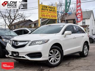 Used 2016 Acura RDX Tech*Navi*Camera*HtdSeats*ELS*BlindSpot&Warranty* for sale in Toronto, ON