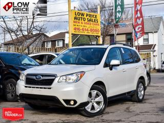 Used 2016 Subaru Forester Touring*EyeSightPkg*Panoramic*Alloys*Camera*HtdSea for sale in Toronto, ON