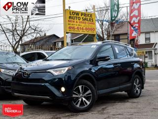 Used 2017 Toyota RAV4 AWD*XLE*Sunroof*AllPowerOpti*Camera*HtdSeats*LOWKM for sale in Toronto, ON