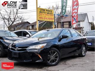Used 2016 Toyota Camry SE*AllPowerOpti*Leather*4Cylinder*Camera&More! for sale in Toronto, ON