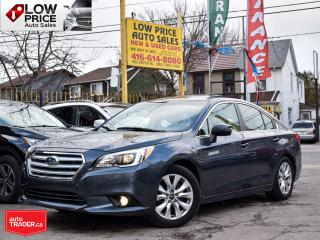 Used 2016 Subaru Legacy Touring*Sunroof*Alloys*Camera*HtdSeats*Warranty* for sale in Toronto, ON