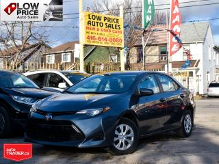 Used 2017 Toyota Corolla LEPlus*Camera*HtdSeats*AllPowerOpti*ExtraClean* for sale in Toronto, ON