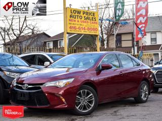 Used 2016 Toyota Camry SE*AllPowerOpti*Leather*Camera*HtdSeats*ExtraClean for sale in Toronto, ON