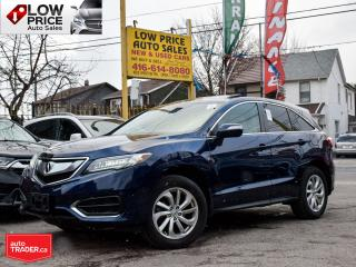 Used 2016 Acura RDX TechPkg*Navi*Camera*BlindSpot*ExtraClean* for sale in Toronto, ON