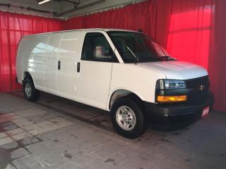 Used 2019 Chevrolet Express 2500 Work Van for sale in Listowel, ON