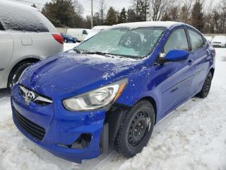 Used 2013 Hyundai Accent GLS 4-Door for sale in Stittsville, ON