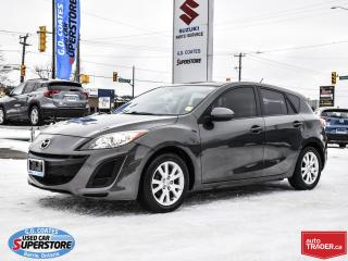 Used 2011 Mazda MAZDA3 GX ~Alloy Wheels ~Air Conditioning ~VERY CLEAN! for sale in Barrie, ON