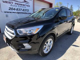 Used 2018 Ford Escape SE*AWD*Htd. Seats*B/up Cam*Bluetooth*Low Low Kms* for sale in Winnipeg, MB