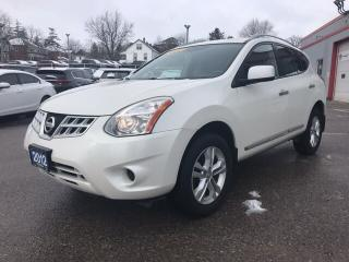 Used 2012 Nissan Rogue S | Bluetooth | Heated Seats | Back-up Camera | for sale in Mitchell, ON