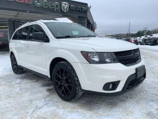 Used 2016 Dodge Journey Black Top for sale in Bracebridge, ON
